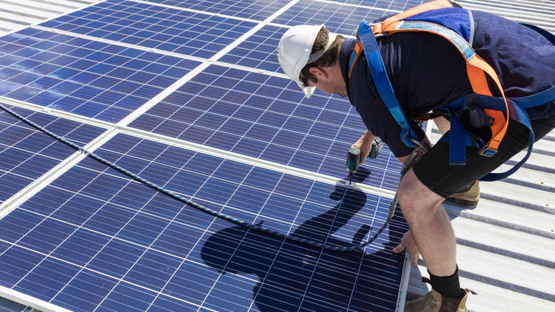 Strom aus der Sonne – Photovoltaikanlagen